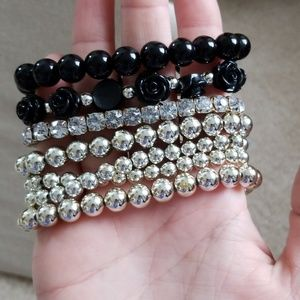Costume bracelets. Cute for girls or teens.